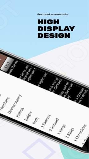 Audio Bible (KJV) screenshot 4