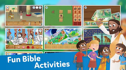 Bible App for Kids: Audio & Interactive Stories screenshot 3