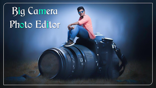 DSLR Photo Editor : Big Camera Photo Maker screenshot 4