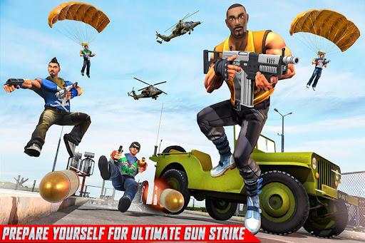 New Gun Shooting Strike - Counter Terrorist Games screenshot 3