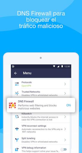VPN Unlimited - Proxy WiFi screenshot 11