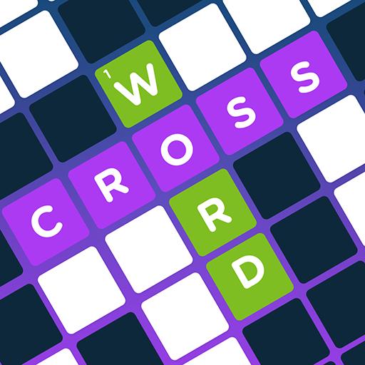 Crossword Quiz - Crossword Puzzle Word Game! أيقونة