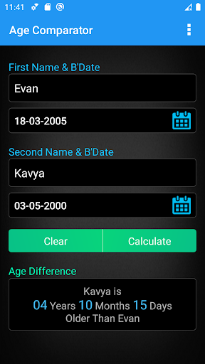 Age Calculator screenshot 7