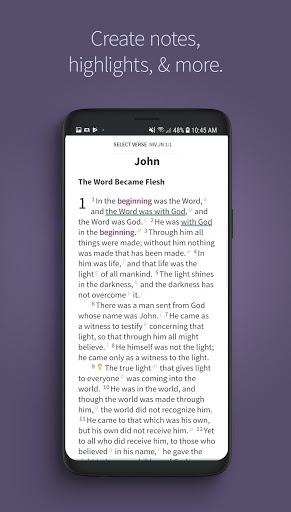Bible App by Olive Tree screenshot 5