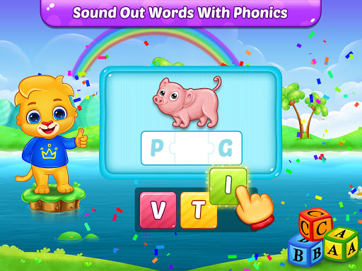 ABC Spelling - Spell & Phonics screenshot 9