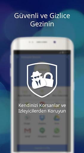 Hotspot Shield Ücretsiz VPN vekil & WiFi Güvenliği screenshot 7