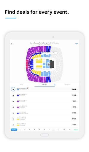 TickPick - No Fee Tickets screenshot 12
