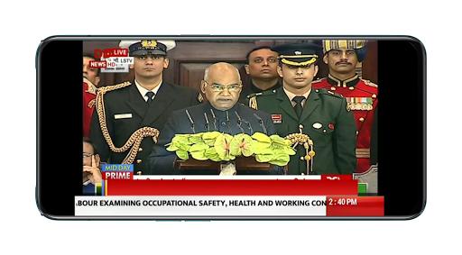 Hindi News Live TV | Live News Hindi Channel screenshot 4