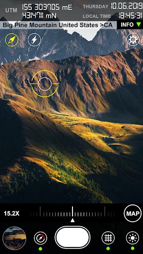 Compass S8 (GPS Camera) 2 تصوير الشاشة