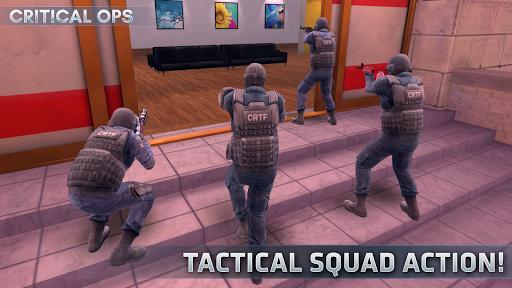 Critical Ops: Multiplayer FPS screenshot 7