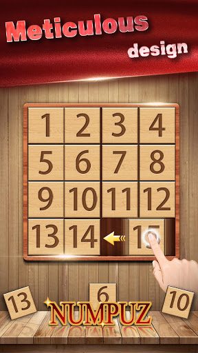 Numpuz: Classic Number Games, Free Riddle Puzzle screenshot 17