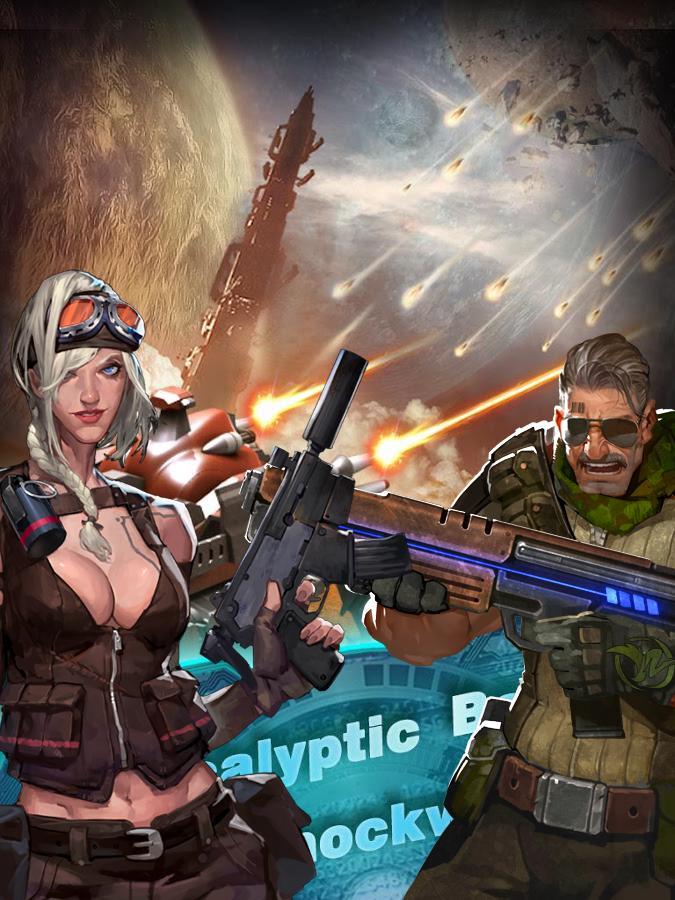 Empires&War: Blood Q Invasion 3 تصوير الشاشة