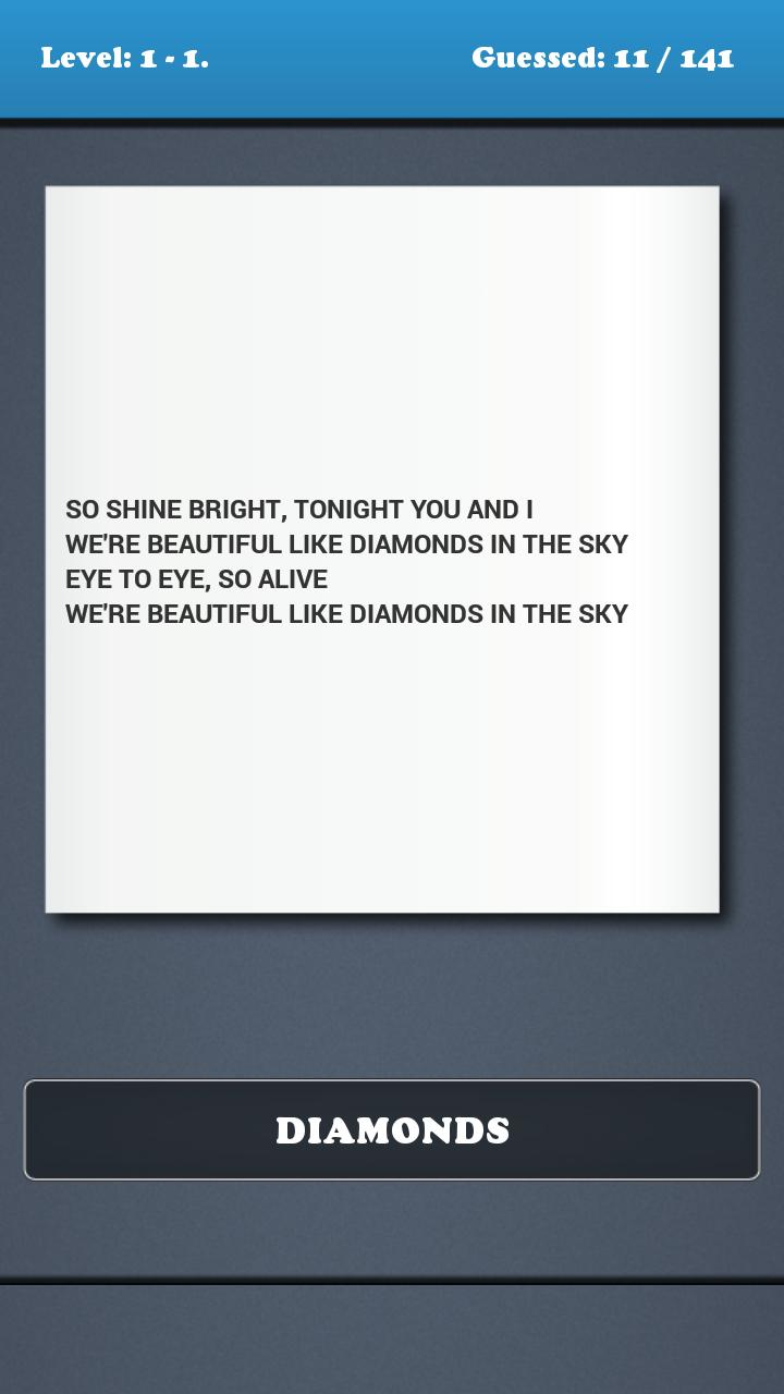 Guess the song screenshot 5