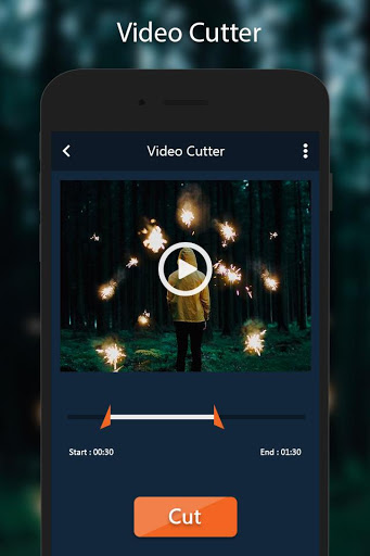 Video Editor with Music скриншот 2