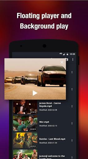 Video Player All Format - Full HD Video mp3 Player screenshot 4