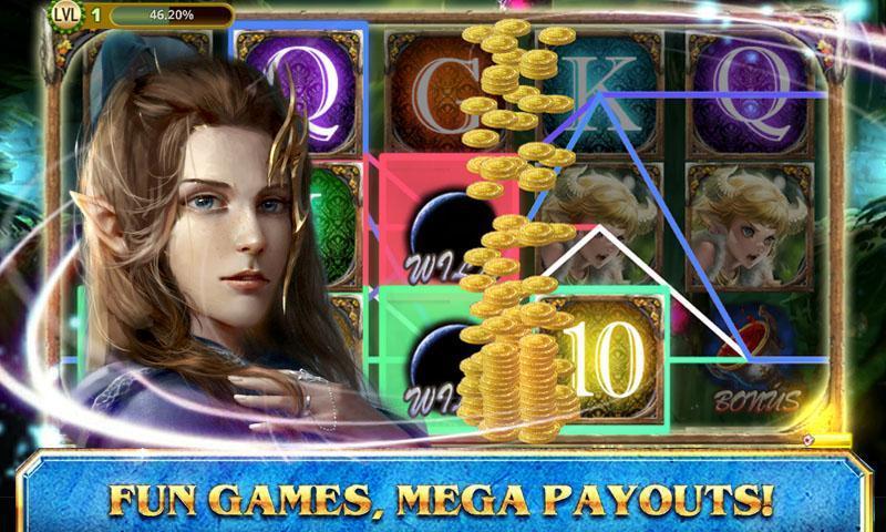 Slots Genies 1 تصوير الشاشة