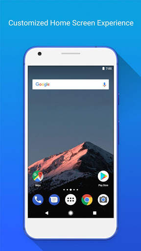 Apex Launcher Classic screenshot 1