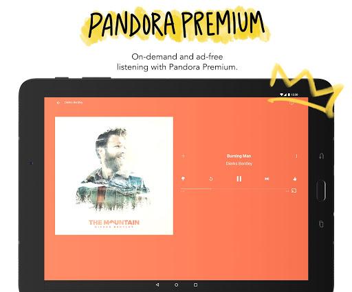 Pandora - Streaming Music, Radio & Podcasts screenshot 12