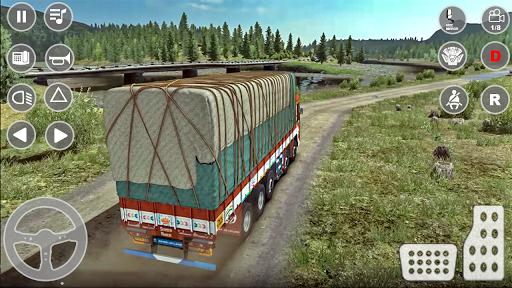 भारतीय कार्गो ट्रक चालक सिम 2k20: शीर्ष नए गेम स्क्रीनशॉट 3