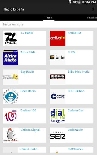 Radio Spain screenshot 6