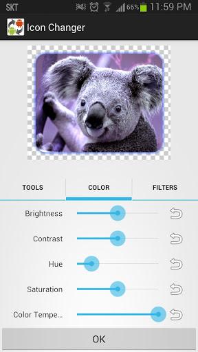 Icon Changer free 4 تصوير الشاشة
