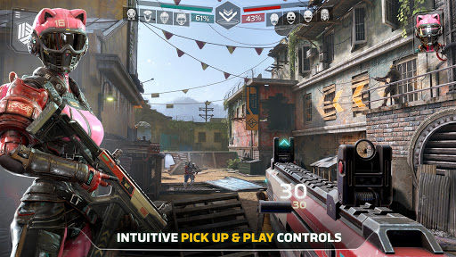 Modern Combat Versus: New Online Multiplayer FPS screenshot 5