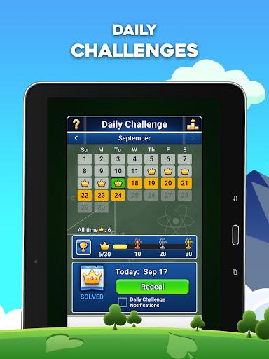 FreeCell Solitaire 10 تصوير الشاشة
