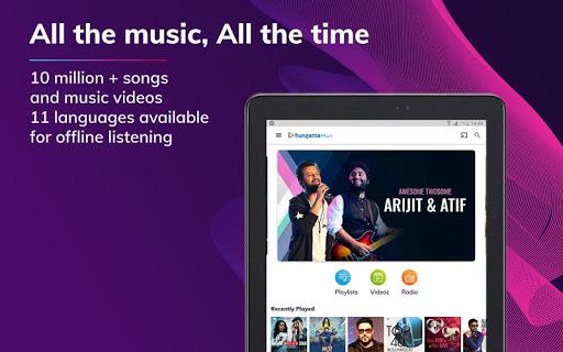 Hungama Music - Stream & Download MP3 Songs screenshot 12