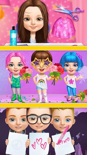 Sweet Baby Girl Pop Stars - Superstar Salon & Show 8 تصوير الشاشة