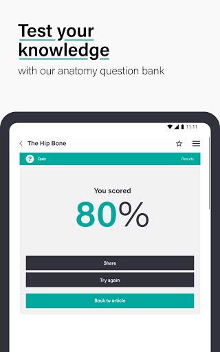 Teach Me Anatomy: 3D Human Body & Clinical Quizzes screenshot 15