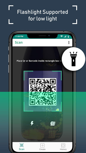 Qr Code Reader screenshot 4