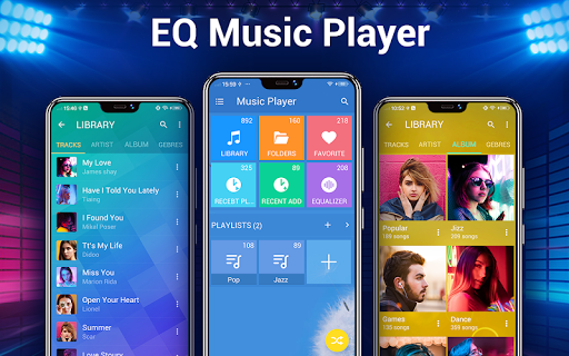 Music Player - Audio Player screenshot 9