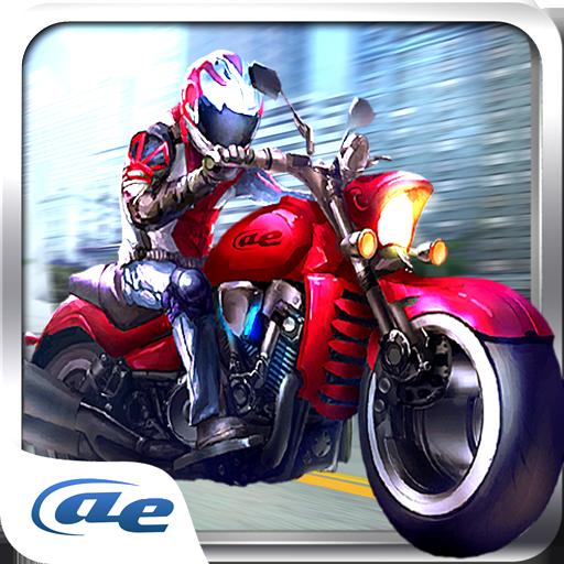 AE 3D MOTOR :Racing Games Free أيقونة