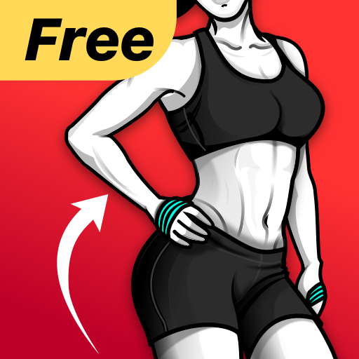 Vrouwenfitness - Workout Dames icon