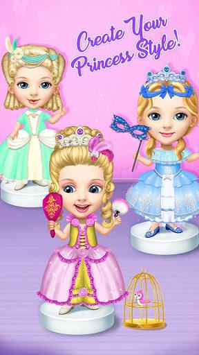 Pretty Little Princess - Dress Up, Hair & Makeup 4 تصوير الشاشة