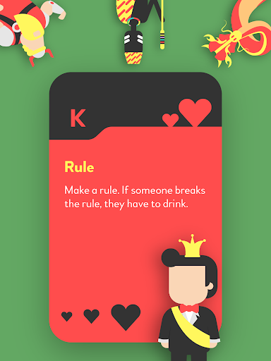 King's Cup: Dirty Drinking Game screenshot 7