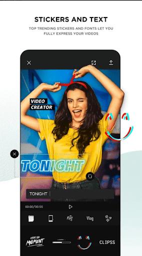 CapCut Guide video editing app screenshot 1
