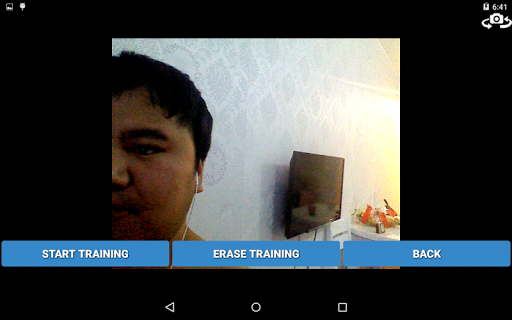Face App Lock 3 تصوير الشاشة