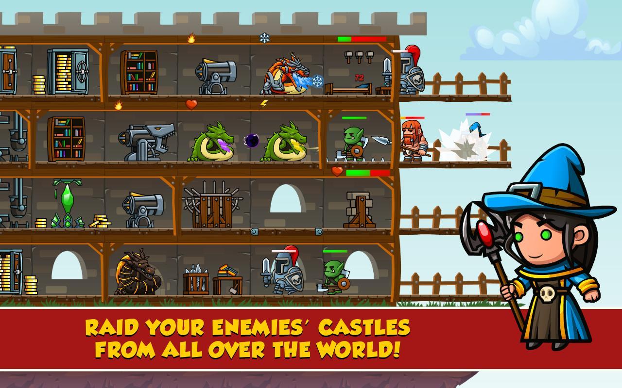 Arcanox: Cards vs. Castles screenshot 2