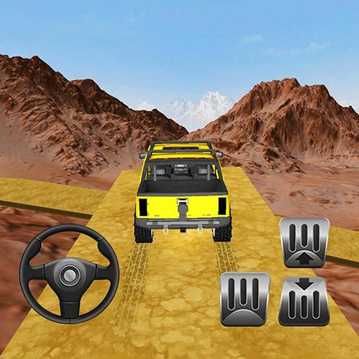 Master Car climb Racing 3D: Stunt 4x4 Offroad icon