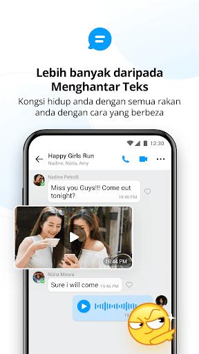 imo Panggilan Video & Teks screenshot 5