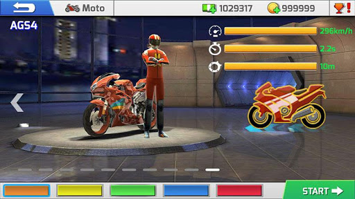 Real Bike Racing screenshot 15