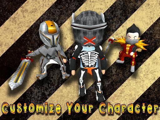 School of Chaos Online MMORPG screenshot 4