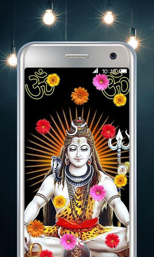 Shiva Live Wallpaper screenshot 4