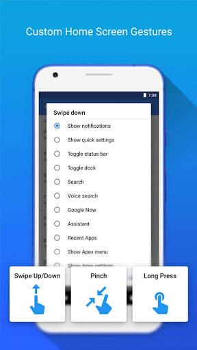 Apex Launcher Classic screenshot 3