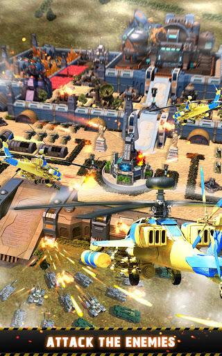 Glory of War - Mobile Rivals screenshot 3