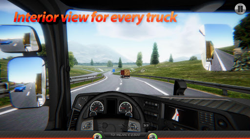 Truck Simulator : Europe 2 screenshot 14