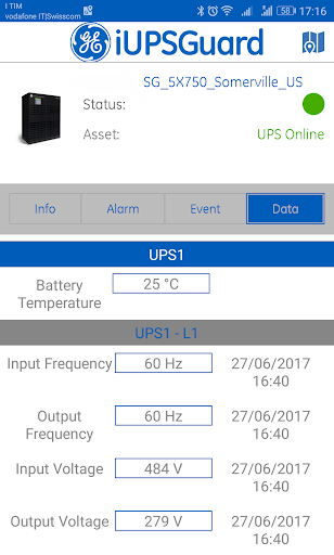 iUPSGuard screenshot 4