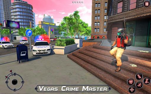 Rope Amazing Hero Crime City Simulator screenshot 12