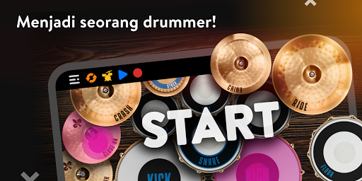 REAL DRUM: Drumset Elektrik screenshot 3